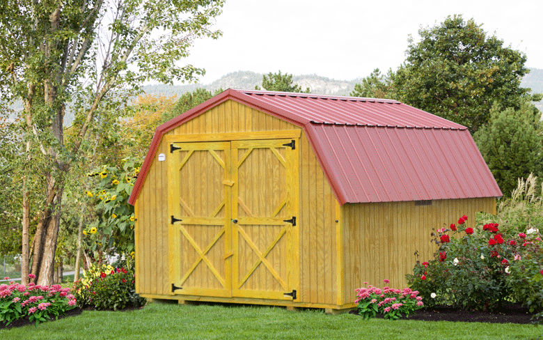 Wooden Storage Sheds For Sale in VA | Buy Pressure Treated