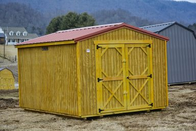 pressure-treated-utility-shed
