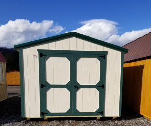 lp smart side 10x24 Utility shed