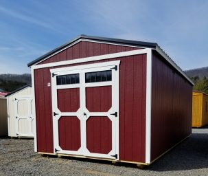 lp smart side 12x24 Utility shed