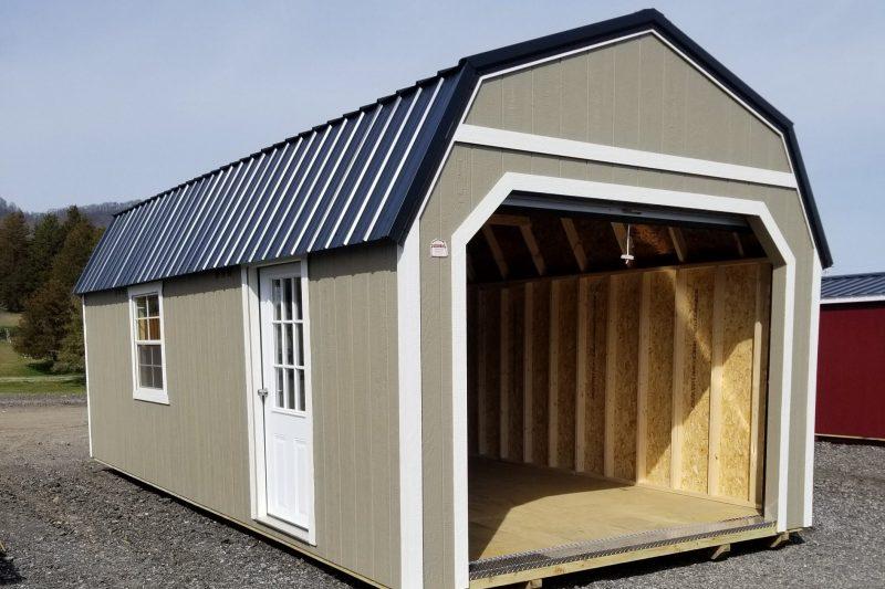 LP SmartSide Garages