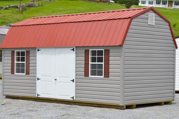 vinyl-material-shed-size
