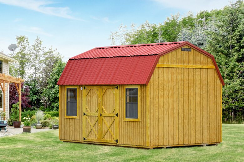 sheds-in-rocky-top-tn