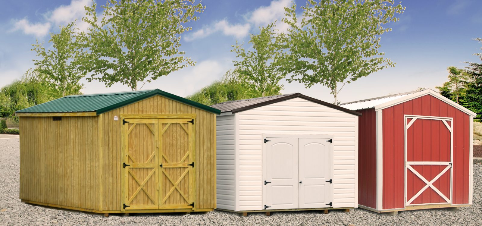 Awesome Storage Sheds For Sale in VA, KY, TN OH [2019 Models]