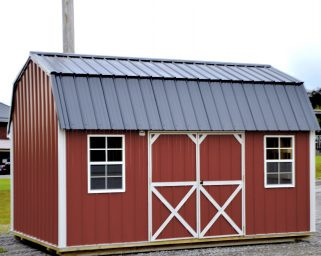 red-shed-with-windows