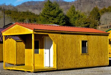 portable business building