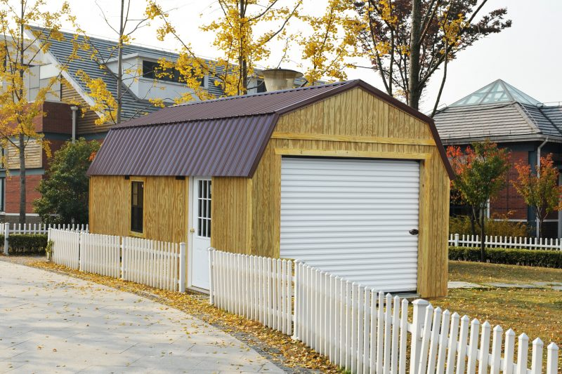 wooden-lofted-garage-for-sale