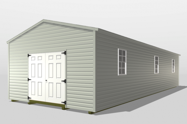 salon and spa shed