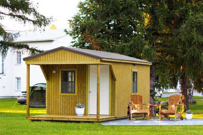 cabins for sale in va for office