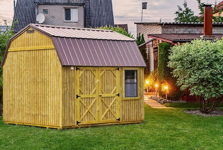 Buy Storage Sheds in Washington Court House, OH