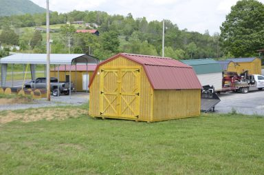 low barn shed for sale in tn