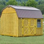 The Lofted Garden Shed