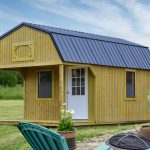 The Lofted Cabin