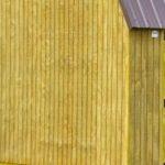 Treated Wood Siding