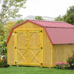 The Low Wall Barn