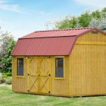 The Lofted Barn With Windows